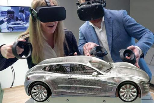 La próxima generación de realidad virtual te permitirá crear desde cero dentro de la realidad virtual
